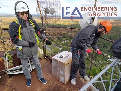 У Чорнобильській зоні тестують обладнання для раннього виявлення пожеж
